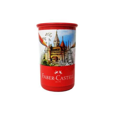 Apontador com Depósito Tubo 3 - Faber-Castell