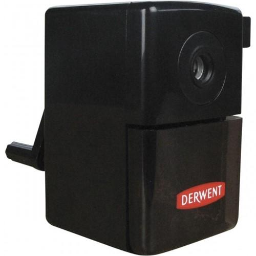 Apontador de Mesa Manual com Manivela 1 Furo com Depósito Super Point Médio 2302000