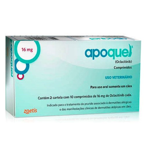 Apoquel 16mg 20 Comp.
