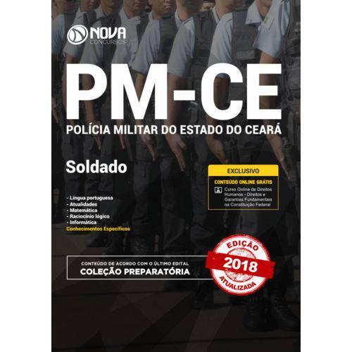 Apostila Preparatória Pm-ce 2018 - Soldado