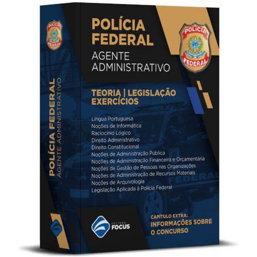 Apostila Polícia Federal - Área Administrativa