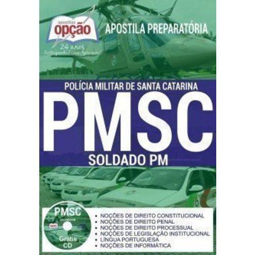 Apostila Preparatória Pm Sc - Soldado Pm
