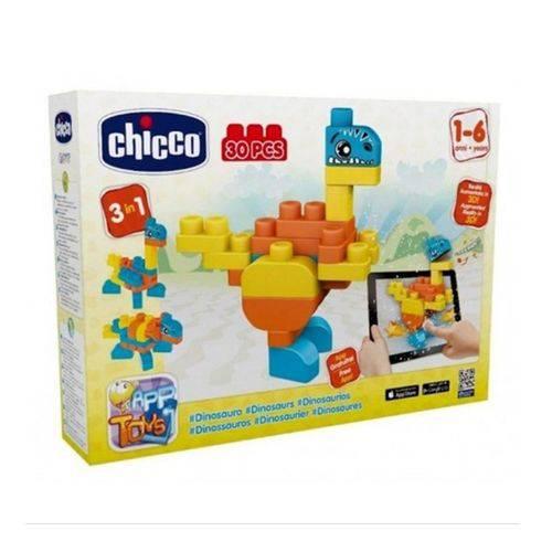 App Toys Chicco Dinossauros 30 Peças