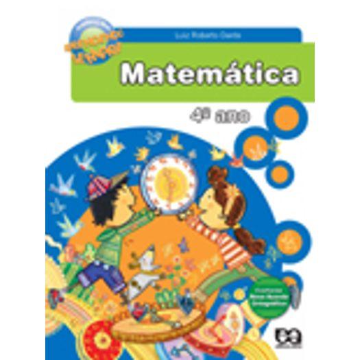 Aprendendo Sempre Matemática - 4 Ano