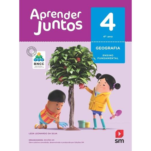 Aprender Juntos Geografia 4 - Sm