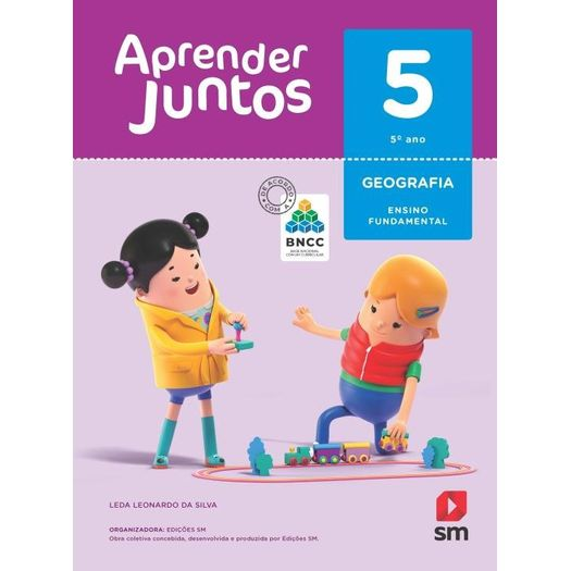 Aprender Juntos Geografia 5 - Sm