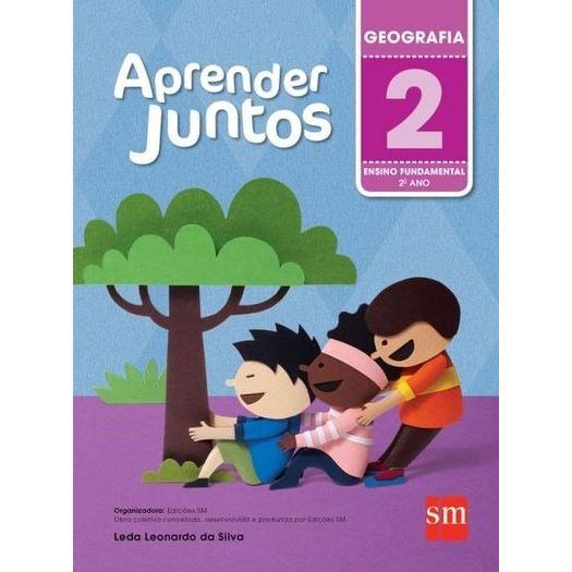 Aprender Juntos Geografia 2 - Sm - 5 Ed
