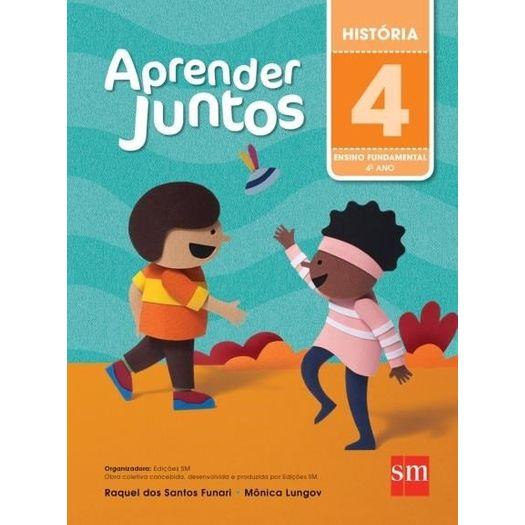 Aprender Juntos Historia 4 - Sm - 5 Ed
