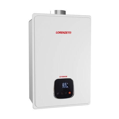 Aquecedor a Gas Lz 4500de Gn 45,0lts/min 7412123-lorenzetti
