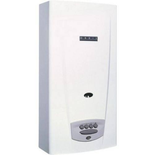 Aquecedor a Gás para Piscina Orbis Caldeira Termocentral GN 230 - 30.000Kcal/h