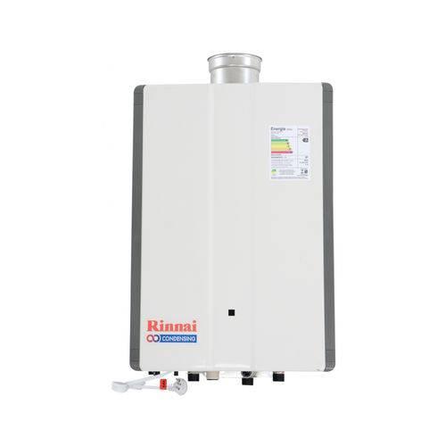 Aquecedor de Água a Gás Rinnai 42,5 Litros Reu-KM3237 Ffud-E