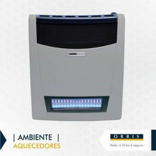 Aquecedor de Ambiente Orbis Calorama Gás GN 3.800