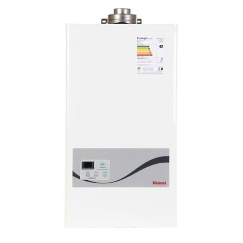 Aquecedor Digital Gas 20 5L Rinnai REU 1602 FFA GLP Aquecedor Digital Gas 20 5L Rinnai REU 1602 FFA GN