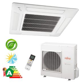 Ar Condicionado Cassete Inverter Fujitsu 29.000 BTU/h Quente/Frio 220V