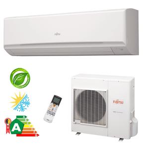 Ar Condicionado Fujitsu Split Hi-Wall Inverter 31.000 BTU/h - Quente/Frio 220V
