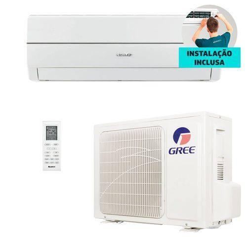 Ar Condicionado + Instalação Split Hw Gree Garden 9.000 BTUs só Frio 220V