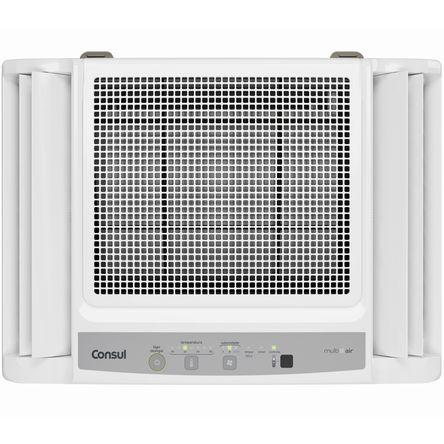 Ar Condicionado Janela 7500 BTUs/h Consul Quente e Frio Eletrônico com Painel Dispensa Moldura 220V