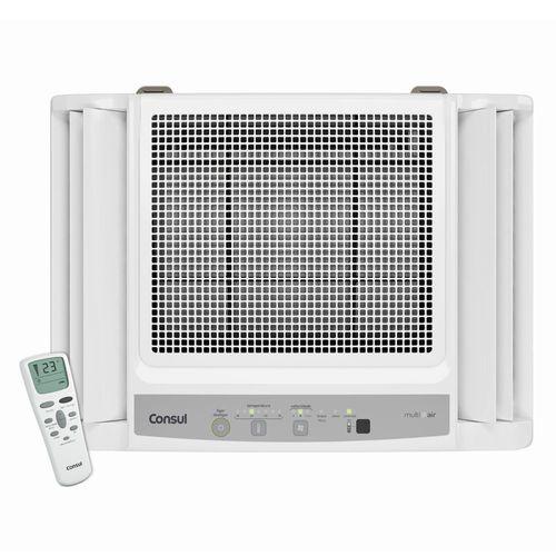 Ar Condicionado Janela Consul Eletrônico Frio com Controle Remoto 7.500 BTU/h CCN07DBBNA - 220V
