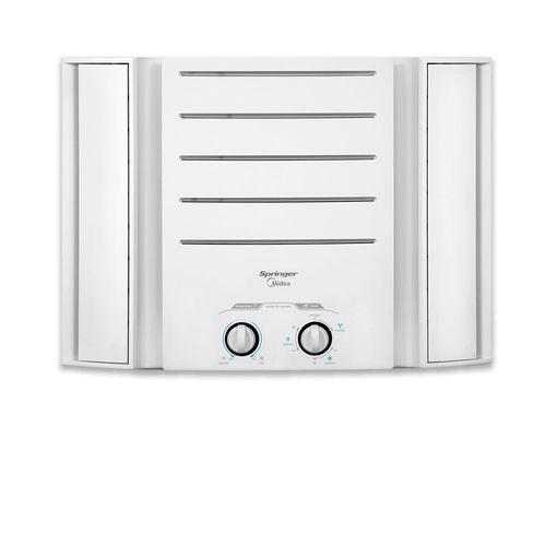 Ar Condicionado Janela Manual Springer Midea 7.500 BTUs Quente/Frio 220V