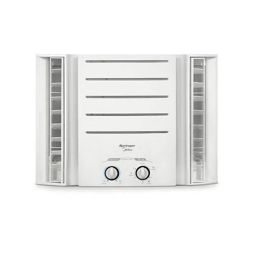 Ar Condicionado Janela Manual Springer Midea 7500 Btus Quente/frio 220v Qqi075bb