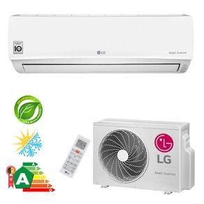 Ar Condicionado LG Split Hi-Wall Smart Inverter Libero E+ 22.000 BTU/h - Quente/Frio 220V