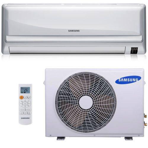 Ar Condicionado Samsung Split Hi Wall Max Plus 12000 BTUs Frio 220V AR12JPSUAWQ/AZ