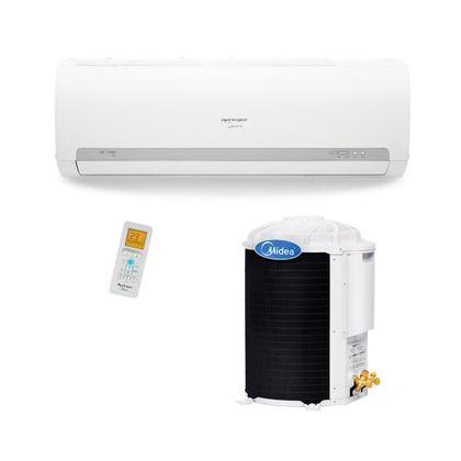 Ar Condicionado Split 9000 Btus Quente Frio 220v Springer Midea - 42MAQA09S5 PRSPLHIW09Q2SM0