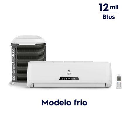 Ar Condicionado Split 12.000 Btus Frio Linha Ecoturbo (VI12F/VE12F)