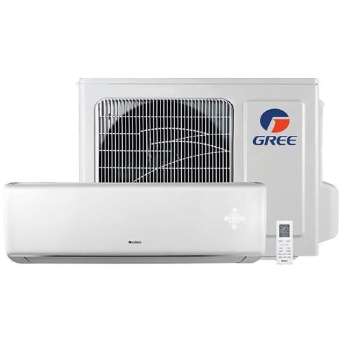 Ar Condicionado Split 12000 BTUs Gree GWH12QC Quente e Frio Inverter