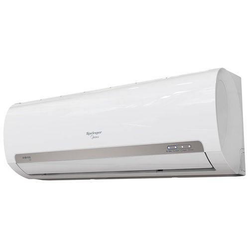 Ar-condicionado Split 12000 BTUs Quente/Frio Springer Midea