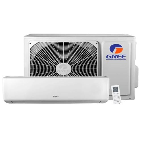Ar Condicionado Split 24000 BTUs Gree GWH24QE Quente e Frio