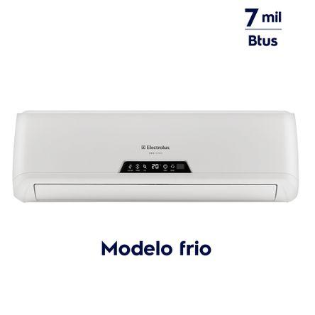 Ar Condicionado Split 7.000 Btus Frio Linha Ecoturbo (VI07F/VE07F)