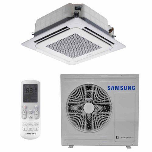 Ar Condicionado Split Cassete 4 Vias Digital Inverter 24000 BTUs Q/F Samsung 220V AC024
