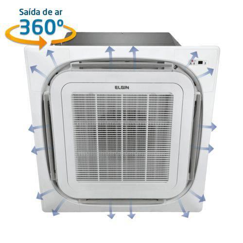Ar Condicionado Split Cassete Atualle Eco Elgin 60.000 BTUs Quente/Frio 220V Trifásico