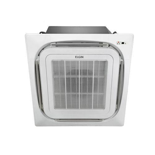 Ar Condicionado Split Cassete Elgin Atualle Eco 48000 Btu/h Quente e Frio Trifásico