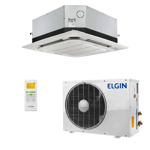 Ar Condicionado Split Cassete Elgin Eco 360º 24.000 Btus 220v Frio 45kefi24b2nc