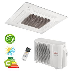Ar Condicionado Split Cassete Inverter Fujitsu 23.000 BTU/h Quente/Frio 220V