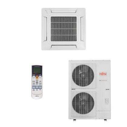 Ar Condicionado Split Cassete Inverter Fujitsu 42.000 Btus Quente e Frio 220v