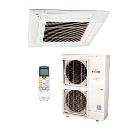 Ar Condicionado Split Cassete Inverter Fujitsu 45.000 Btus Quente e Frio 220v