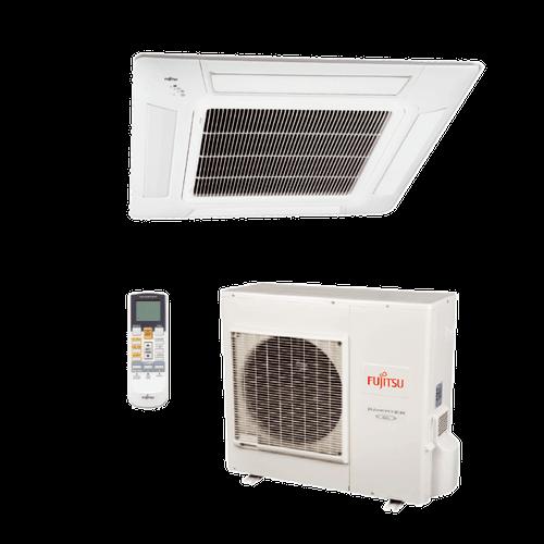 Ar Condicionado Split Cassete Inverter Fujitsu 29.000 BTUs Quente/Frio 220V Monofásico