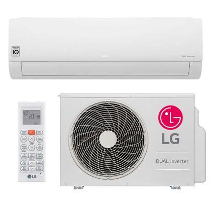Ar Condicionado Split Dual Inverter LG 12.000 Btus Frio 220v