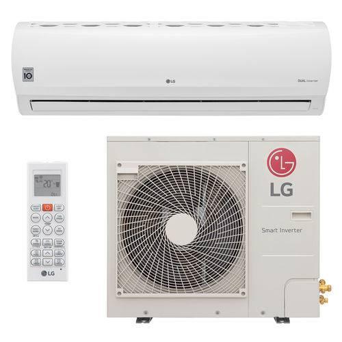 Ar Condicionado Split Dual Inverter Lg 31.000 Btus Quente e Frio 220v