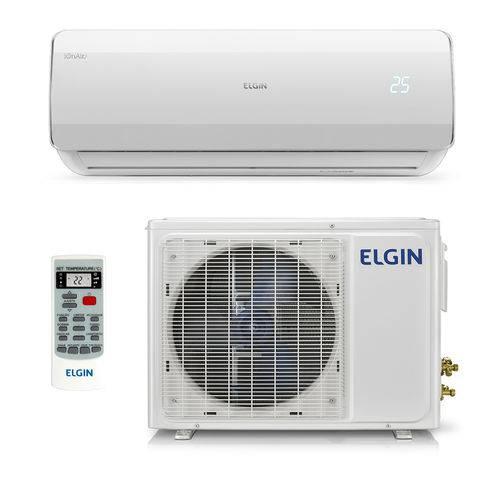 Ar Condicionado Split Eco Power Elgin 12.000 Btus Quente e Frio 220v