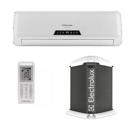 Ar Condicionado Split Electrolux Ecoturbo - 9.000 Btus Frio - 220v