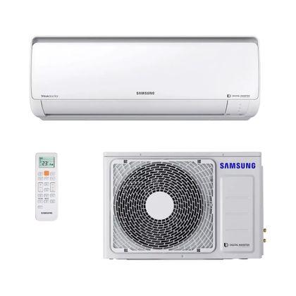 Ar Condicionado Split Hi Wall Inverter Samsung Digital 18.000 Btus Quente e Frio 220v