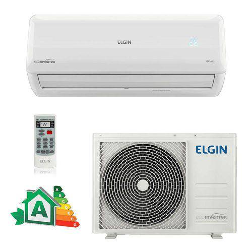 Ar Condicionado Split Wall Elgin Eco Inverter 18000 Btu/h Quente/Frio 220v