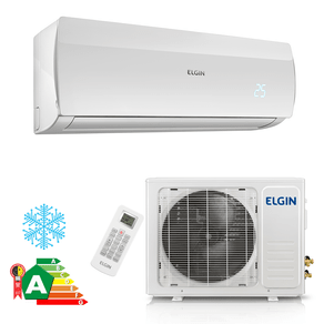 Ar Condicionado Split Hi-Wall Elgin Eco Logic 18.000 BTU/h Frio 220V