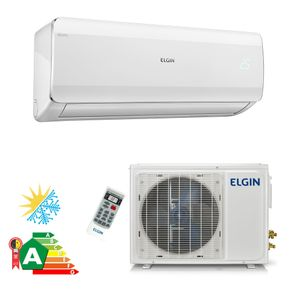 Ar Condicionado Split Hi-Wall Elgin Eco Power 12.000 BTU/h Quente/Frio 220V