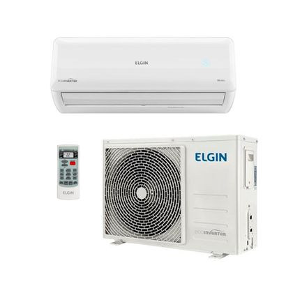 Ar Condicionado Split Hi Wall Inverter Elgin Eco 12.000 Btus Frio 220v Ar Condicionado Split Hi Wall Inverter Elgin Eco 12.000 Btus Frio 220v