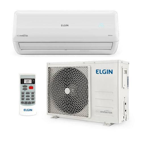 Ar Condicionado Split Hi Wall Inverter Elgin Eco 18.000 Btus Quente e Frio 220v